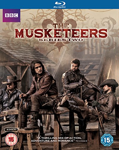 The Musketeers - Series 2 [Blu-ray]