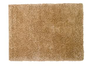 Grand tapis Lord of Rugs, à poils longs, beige, 160 x 230 cm