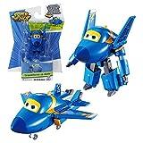 Super Wings - Selección Mini Transform Aviones Transform-a-Bots, Super Wings:Jerome