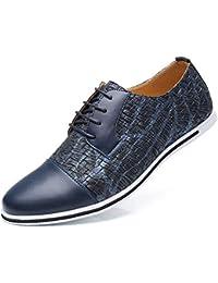 2bfaf51122a48 Zapatillas urbanas de Mocasines para Hombre de Primavera y otoño con Zapatos  de Senderismo Ligeros y