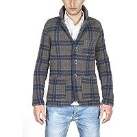 Blazer Quadro NHAV in lana tricolore