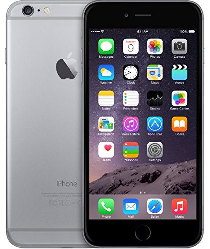 Apple iPhone 6 Plus (Space Grey, 128GB)