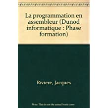 La programmation en assembleur