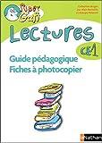 Image de Lectures CE1 : Guide pédagogique, fiches à photocopier