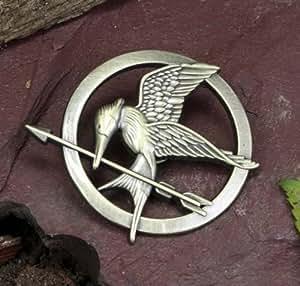 Broche officielle The Hunger Games : Le Geai Moqueur