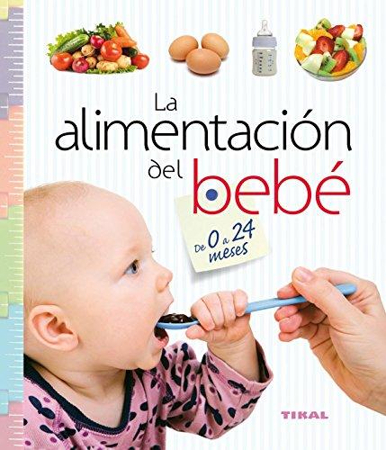 Alimentación del bebé de 0 a 24 meses (Embarazo y primeros años)