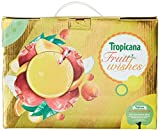 Tropicana Delight Fruit Juice - Festive Gift Box 3L (Mixed Fruit 1L + Apple 1L + Guava 1L)