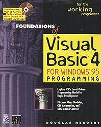 Foundations of Visual Basic 4 Programming