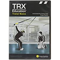 Planet Fitness TRX - Allenamento base TRX in DVD, in inglese - Planet Fitness