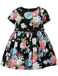 Carter Vestido Floral de satén, diseño de bebé ...