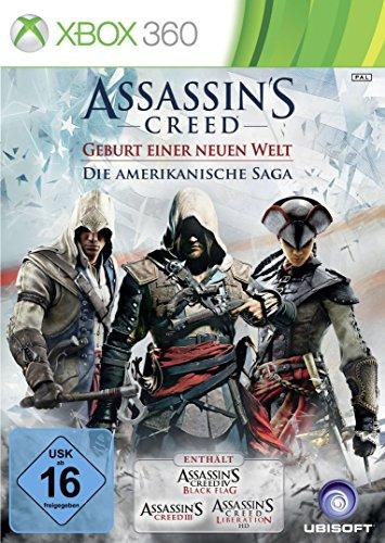 Assassin's Creed - Geburt einer neuen Welt: Die Amerikanische Saga - [Xbox 360] (Hd Für Xbox 360 Slim)