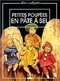 Petites poupées en pâte à sel