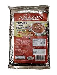 Amazon Instant Hot Tomato Soup Premix 500 Gm