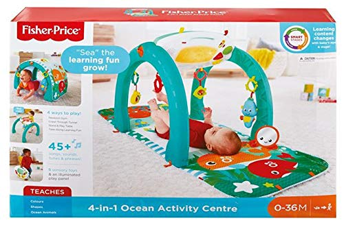 Fisher-Price FXX13 Transformational Gym Po - Caña de Pescar