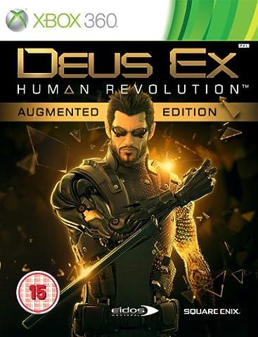 Deus Ex: Human Revolution - Augmented Edition (Xbox 360) [UK