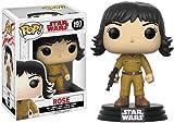 Star Wars - Figuara de Vinilo: Pop! Bobble E8 TLJ: Rose