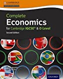 Economics: A Complete Course for IGCSE and O Level (Complete Series Igcse)