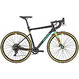 Bergamont Grandurance 6 Cross Bike Querfeldein schwarz/grün 2019: Größe: 61cm (188-201cm)
