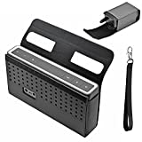 #8: Bose SoundLink 3 Case, YAMAY Shockproof Nylon Mesh Protective Carrying Case Cover Sleeve Skin with Strap for Bose SoundLink Bluetooth Portable Wireless Speaker III + USB Wall Charger Travel Carry Bag