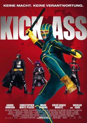 Kick-Ass [dt./OV] (Coole Kostüm Für Teenager)