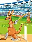 Livre De Coloriage Cricket: Volume 1