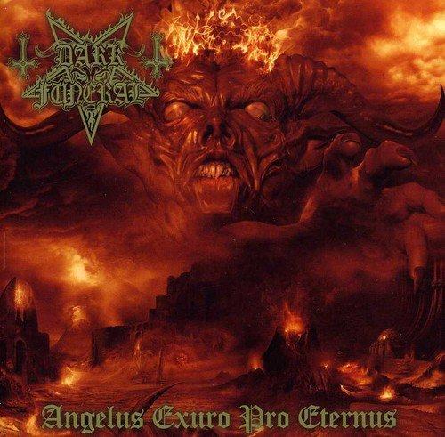 Dark Funeral: Angelus Exuro Pro Eternus (Re-Issue+Bonus) (Audio CD)