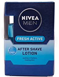Nivea Men Fresh Active After Shave Lotion - 100 ml