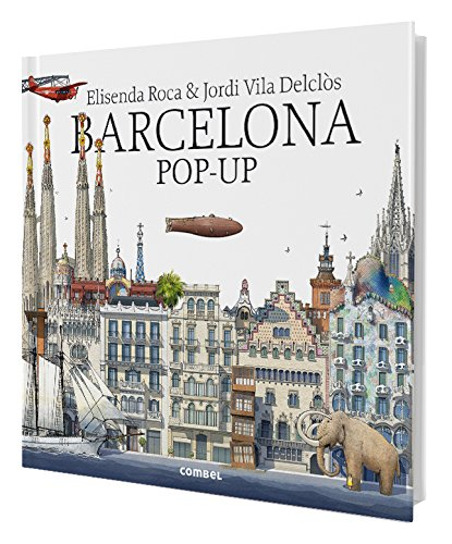Barcelona pop-up por Elisenda Roca