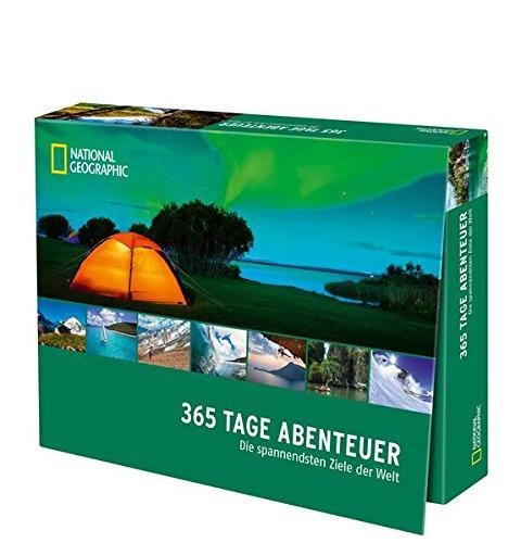 365 Tage Abenteuer: Die spannendsten Ziele der Welt