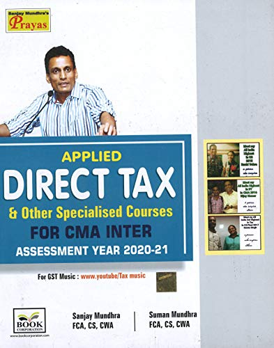 Applied Direct Tax & Other Specialised Courses