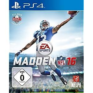 MADDEN NFL 16 – [PlayStation 3]