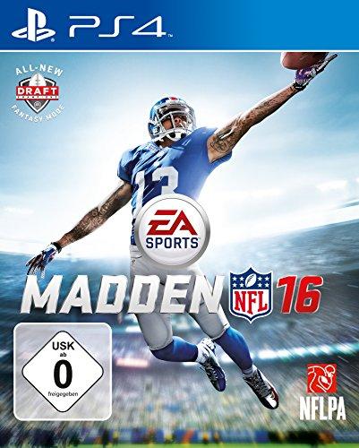 Madden NFL 16 (USK ohne Altersbeschränkung) PS4