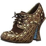 Irregular Choice Womens Nettie Court Shoes