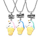 Best Collier Amis For Girls - Onnea BFF Best Friend Pendentif en Résine Collier Review