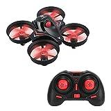 REDPAWZ R010 Mini UFO RC Drone 2.4G 4CH 6Axis Gyro Modo sin cabeza Poderoso RC Quadcopter RTF