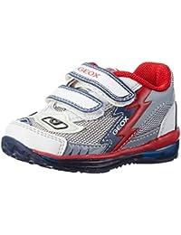 Geox B Todo Boy a, Zapatos de Primeros Pasos para Bebés