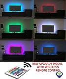 DabheesTM TV USB RGB LED RIGHE Retro luce Cambiamento Colore Kit Di Illuminazione PEZZO PS4 Agganciabili LED - uno x 50cm