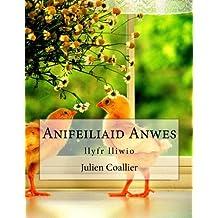 Anifeiliaid Anwes: llyfr lliwio
