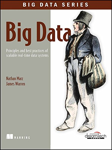 Big Data: Principles and Best Practices of Scalable Real-Time Data Systems