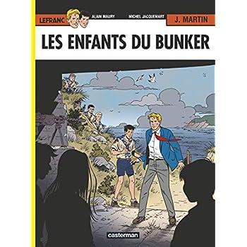 Lefranc, Tome 22 : Les enfants du bunker