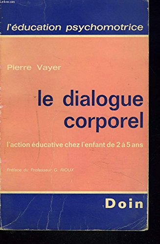 Le Dialogue corporel