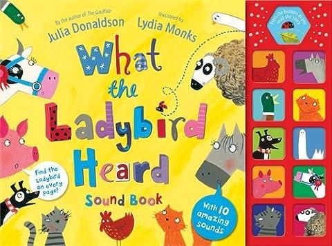 What the Ladybird Heard Sound Book