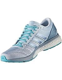 adidas adizero boston 6 w - Zapatillas de running para Mujer, Azul - (AZUSEN/AZUTAC/AZUENE) 45 1/3