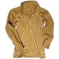 Mil-Tec Combate Camisa Coyote tamaño XL