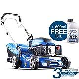 Best Self Propelled Lawn Mowers - Hyundai HYM430SP 139CC Self Propelled Petrol Lawn Mower Review