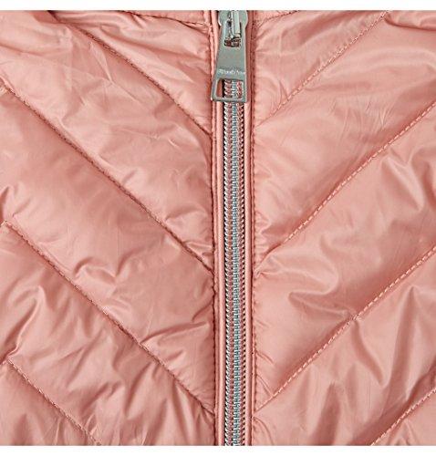 Street One - Manteau sans manche - Uni - Femme Multicolore ginger haze Multicolore - ginger haze