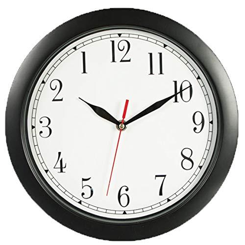 Bada Bing Rückwärtsuhr Wanduhr Uhr Ca. 29 cm Läuft Rückwärts Backwards Clock 74
