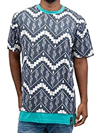 Just Rhyse Hombres Ropa Superior/Tall Tees Cactus