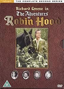 The Adventures Of Robin Hood - The Complete Series 2 [DVD] [1956]