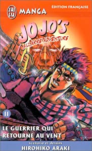 Battle Tendency - Jojo's Bizarre Adventure Saison 2 Edition simple Tome 6